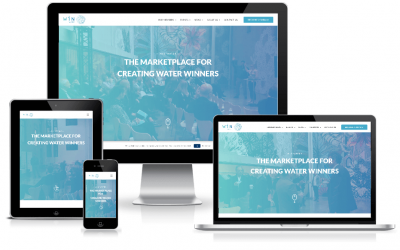 WIN Water uppmärksammas av designblogg